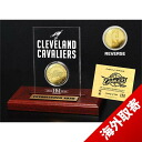 NBA Cavaliers Highland Mint / Highland Mint (Gold Coin Etched Acrylic)