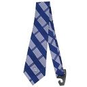 MLB New York Yankees Woven Plaid necktie Eagle Wings