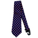 MLB Boston Red Sox Repeat Woven Poly tie Eagle Wings