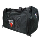 Chicago Bulls NBA NEW duffel bag (black)