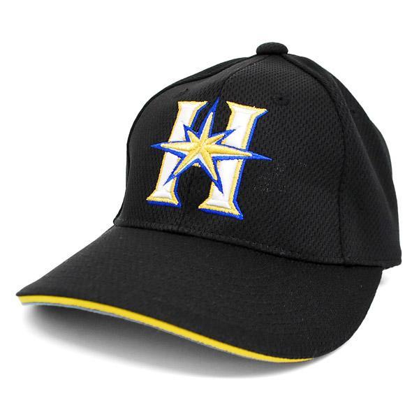 hokkaido nippon ham fighters cap hat japan baseball npb mizuno