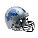 NFL 디트로이트・라이온즈 Authentic 헬멧 Riddell