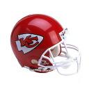 NFL 캔자스 시티・치후스 Authentic 헬멧 Riddell