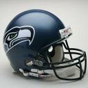 NFL 시애틀・시호크스 Authentic 헬멧 Riddell