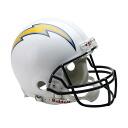 NFL 샌디에고・챠쟈스 Authentic 헬멧 Riddell