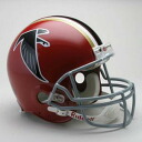 NFL 애 틀 란 타 팰 콘 Throwback Authentic On-Field 헬멧 (66-69) Riddell