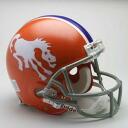 NFL 덴버・브론코스 Throwback Authentic On-Field 헬멧(66) Riddell