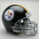 NFL 피츠버그・스틸러스 Throwback Authentic On-Field 헬멧(63-76) Riddell