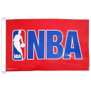 WinCraft NBA Logo flag