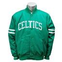NBA Boston Celtics Back Up Satin jacket (green) Mitchell &Ness