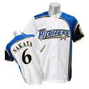 Hokkaido Nippon-Ham Fighters #6 Nakata runs; 2011 replica uniform kids (home) Mizuno