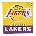 NBA Los Angeles Lakers Micro Fiber 16X16 towel Wincraft