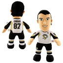 NHL penguins # 87 Sydney Crosby Inch Plush doll Bleacher Creatures
