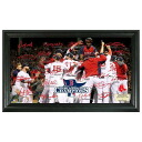 "2013 MLB Boston Red Sox World Series Champions ""Celebration"" Signature Field The Highland Mint"