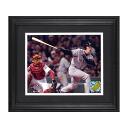 MLB Yankees #55 Hideki Matsui Framed Unsigned 8x10 Photograph (2003ALCS) Mounted Memories