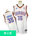 30 NBA sander #35 Kevin Durant Youth Revolution Swingman uniform (home) Adidas