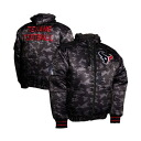 NFL Houston beefsteak Suns Black Ops Puffer Full Zip jacket (black) MTC