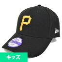 MLB Pittsburgh Pirates Youth Pinch Hitter cap (black) New Era