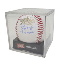 Entering 2013 MLB Red Sox #36 Junichi Tazawa World Series handwriting signatures formula ball Rawlings