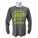 NBA Los Angeles Lakers Acadeny L/S T-shirt (black) Sportiqe
