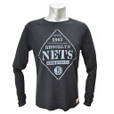 NBA Brooklyn Nets Tribecca Morpheus L/S shirt (black) Sportiqe