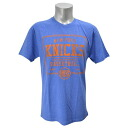 NBA New York Knicks Sherburn T shirt (Royal) Sportiqe