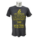 NBA Los Angeles Lakers Jacks T-shirt (black) Sportiqe
