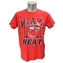 NBA Miami Heat Logo T-shirt (licorice) Junkfood
