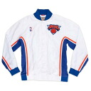NBA New York Knicks Authentic Warm jacket (1993-94) Mitchell&Ness which improves
