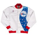 NBA Philadelphia, 76ers Authentic Warm jacket (1993-94) Mitchell&Ness which improves
