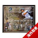 MLB Yankees #2 Derek Jeter 3000th Hit Time Line Collage Steiner Sports