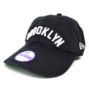 New Era MLB Blooklyn 9TWENTY Brooklyn Cap Kids (black)