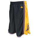 Adidas NBA Los Angeles Lakers Revolution Swingman shorts (2013 Pride)