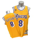 NBA Los Angeles Lakers Kobe Bryant #8 Soul Swingman uniform (home) Adidas