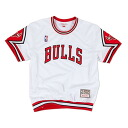 NBA Chicago Bulls Authentic Shooting shirt (1989-90) Mitchell&Ness