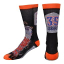 NBA Thunder # 35 Kevin Durant Player Promo Crew socks For Bare Feet