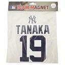 MLB Yankees #19 Masahiro Tanaka Player magnet Forever