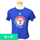 MLB Texas Rangers Youth Team Logo Climalite T-shirt (blue) Adidas