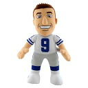 NFL Cowboys #9 Tony ロモ 14-Inch Plush Dole Bleacher Creatures