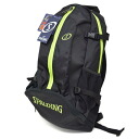 SPALDING CAGER backpack (black lime green)