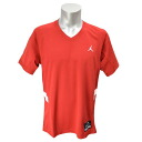 NIKE NIKE JORDAN PRIME FLY SHOOTING shirt (red)