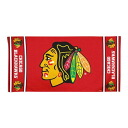 2013 (red) NHL Chicago Blackhawk's Micro Fiber Beach towel McArthur