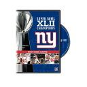 NFL New York Giants Super Bowl XLII Champions (import) DVD