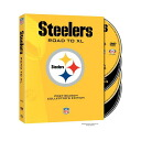 NFL Pittsburgh Steelers Road to Super Bowl XL Post-Season Collector's Edition (reissue) DVD