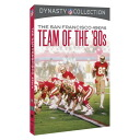 It is DVD (import board) for NFL San Francisco 49ers The Team of the 80s