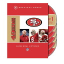 5 NFL San Francisco 49ers Greatest Games: Super Bowl Victories (import board) DVD