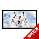 MLB Yankees # 2 Derek Jeter Derek Jeter # 2 Career Highlight Collage Steiner Sports