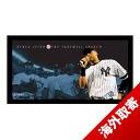 MLB Yankees # 2 Derek Jeter Derek Jeter Moments: Farewell Speech Collage Steiner Sports