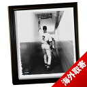 MLB Yankees # 2 Derek Jeter Touching DiMaggio Quote Sign ' Stretched 22x26 Framed Canvas Steiner Sports