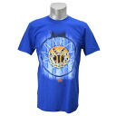 NBA New York Knicks Dime Hoop T-shirt (blue) Adidas
